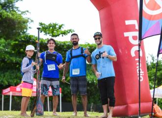 """Atletas de todas las edades participaron en el """"Paddle like a pro"""" celebrado enWestin Playa Bonita"""