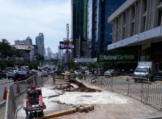 Proyecto de Soterramiento de Cables en Obarrio continúa avanzando