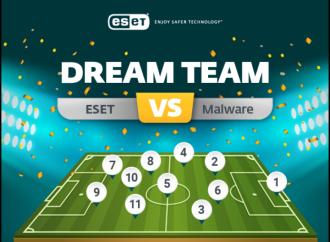 ESET presenta el Dream Team contra el malware