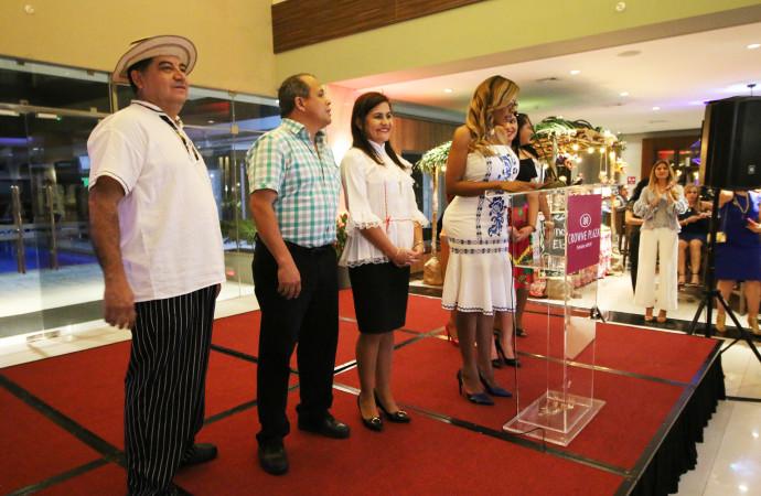 Crowne Plaza Aeropuerto en su tercer aniversario