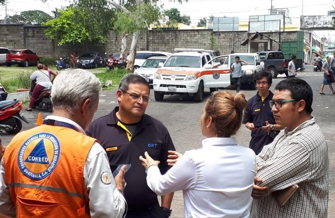 Grupo Deutsche Post DHL activa su Equipo de Respuesta ante desastres en Guatemala para ayudar a las víctimas de la erupción del Volcán de Fuego