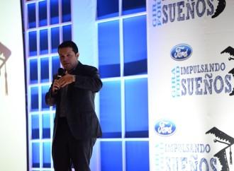 300 estudiantes panameños participarán en el programa Ford Impulsando Sueños