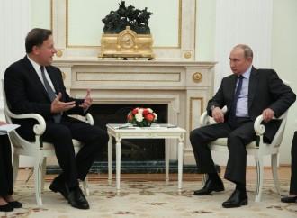 Presidentes Varela y Putin marcan un nuevo comienzo en las relaciones entre Panamá y Rusia