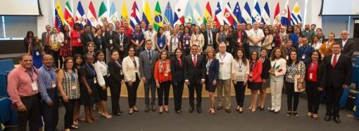 Ministro Luis E. Carles inauguró Academia de Migración Laboral 2018