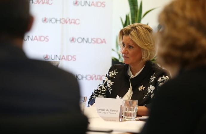 Destacan liderazgo de Primera Dama en la promoción y defensa de los derechos humanos