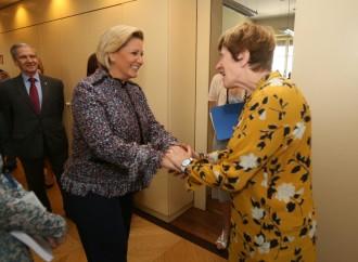 Primera Dama de Panamá y Comisionada Adjunta para los Derechos Humanos impulsarán iniciativas a favor de los niños