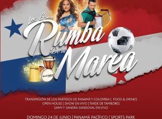 Celebra mañana la Gran Rumba de la Marea en Panamá Pacífico
