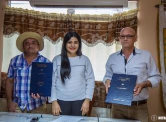 MITRADEL y Municipio de Tonosí firman convenio para erradicación de trabajo infantil