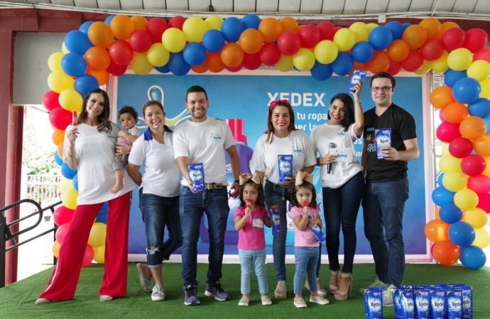 """Panameños disfrutaron de una """"Locura de Color"""" de la mano con Xedex"""