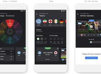 ¿Cómo seguir el minuto a minuto del Mundial con Google?