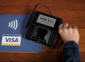 La tecnología de pago sin contacto acciona el cincuenta por ciento del consumo en la Copa Mundial de la FIFA Rusia 2018™