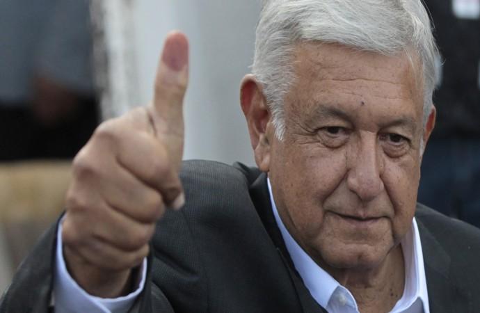 Proceso electoral en México por Dave Lafferty