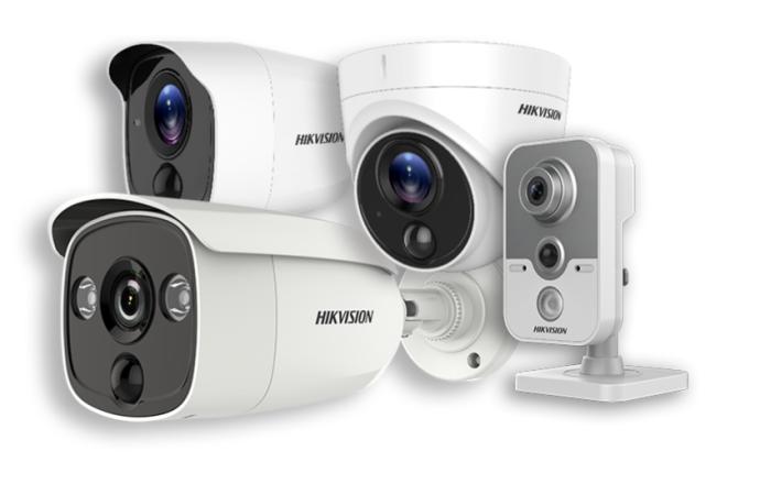 Nueva tecnología de Hikvision aleja intrusos con flash de luz