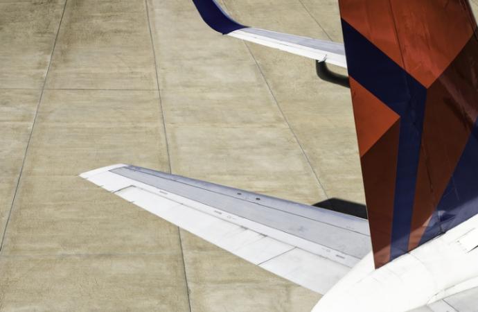 Delta reporta el rendimiento operativo para junio de 2018
