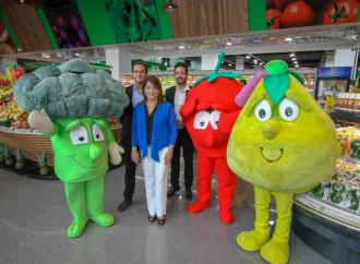 Xtra, la primera cadena de supermercados en promover los valores nutricionales y el consumo local de frutas y vegetales