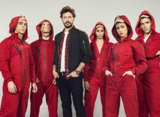 """Netflix y Alex Pina, creador de """"La Casa de Papel"""", suscriben acuerdo exclusivo a nivel global"""
