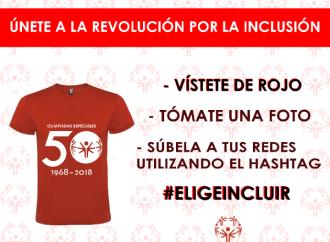 """50 años de Special Olympics: """"ELIGE INCLUIR"""" Junto a Olimpiadas Especiales"""