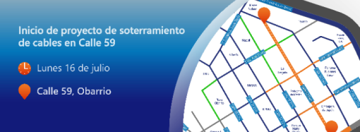 Proyecto de Soterramiento de Cables inicia trabajos en Calle 59 Obarrio