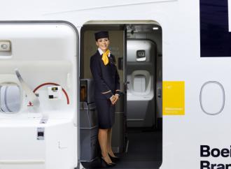 Las aerolíneas del Grupo Lufthansa son las mejores según viajeros de negocios de Europa