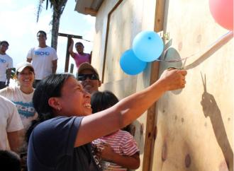 TECHO Panamá lanza su campaña anual: ¿QUIÉN, SI NO TÚ?