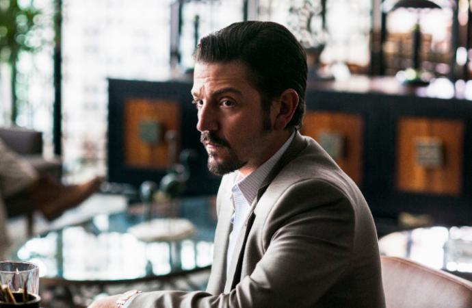 Primeras imágenes de Michael Peña y Diego Luna en Narcos: México