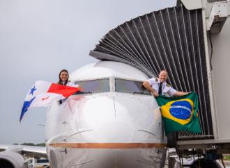 Copa Airlines amplía su red de destinos inaugurando vuelos directos a Salvador de Bahía, en Brasil