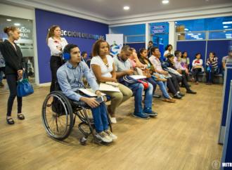 MITRADEL promueve la inclusión laboral a través de reclutamiento focalizado