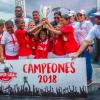 CAI y PREFUPI FC campeones de la Súper Liga Claro 2018