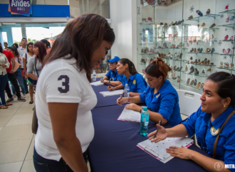 MITRADEL y empresas privadas ofrecieron oportunidades laborales en San Miguelito