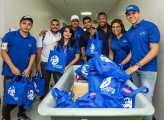 Copa Airlines dona$50 mil a la Asociación Nacional de Pacientes de Quimioterapia