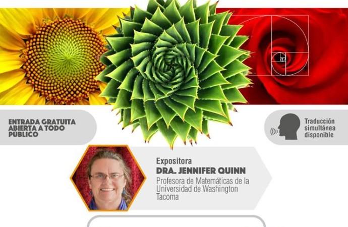 """La SENACYT presenta la Conferencia Magistral: """"Misterios de las Matemáticas en la Naturaleza y en el Arte"""""""
