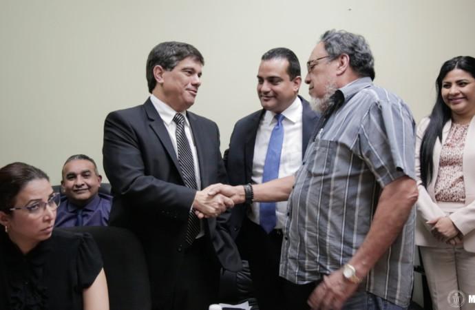SITIESPA y ETESA logran acuerdo laboral con intermediación del MITRADEL