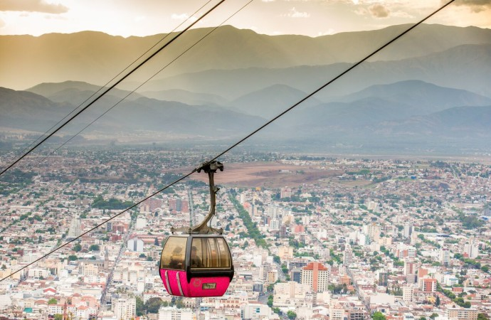 Copa Airlines anuncia nuevo vuelo directo a Salta en Argentina