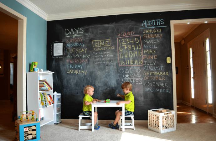 El espacio perfecto para los más pequeños