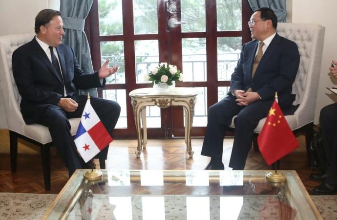 Panamá y China continúan fortaleciendo relación con visita de Alto Miembro del Buró Político