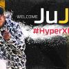 JuJu Smith-Schuster, receptor de los Pittsburgh Steelers, es el nuevo embajador de HyperX