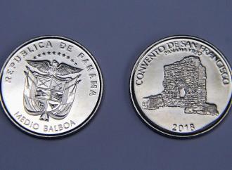 A partir de hoy circularán monedas alusivas a Panamá Viejo