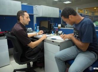 MITRADEL y empresa privada brindan oportunidades de empleo a Personas con Discapacidad