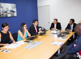 Ministerios de Trabajo de Panamá y Ecuador intercambian experiencias sobre empleo juvenil