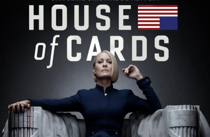 La sexta y última temporada de House of Cardsregresa a Netflix el 2 de Noviembre de 2018