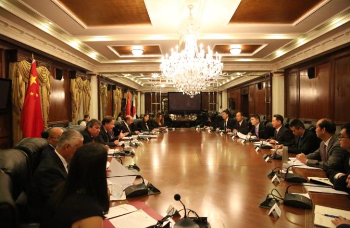 Panamá y China fortalecenla cooperación en infraestructura y transporte marítimo