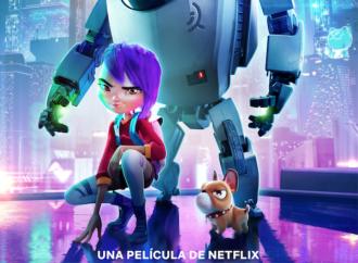 Netflix estrenarála película animadaRobot 7723a nivel mundial el próximo 7 de septiembre