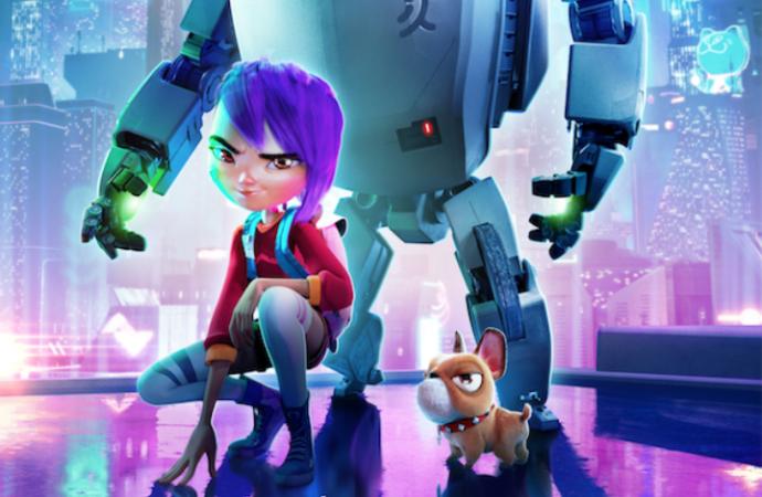 Netflix Estrenar 225 La Pel 237 Cula Animada Robot 7723 A Nivel