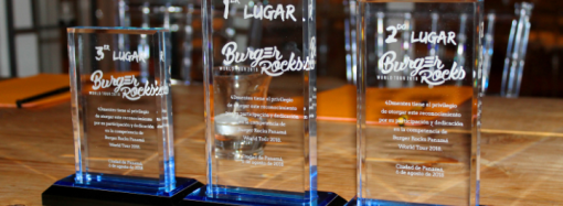 Burger Rocks World Tour 2018 elige a su ganador en Panamá