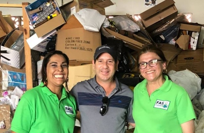 24 años apoyando el reciclaje para los panameños