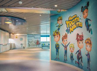 Somos Trotanautas, el novedoso programa de entretenimiento infantil de Pullmantur Cruceros, llegará al Monarch en octubre