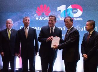 Huawei Celebra sus Diez Años de Éxito en Panamá con el Congreso Panamá Digital 2018
