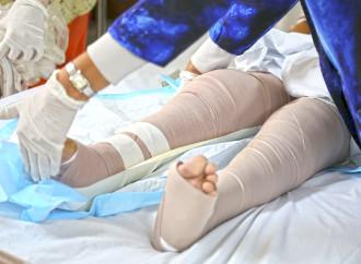 Unos 35 pacientes son beneficiados en II Jornada Quirúrgica Ortopédica en el Hospital Santo Tomás