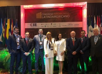 ACOBIR participa en el III Congreso Inmobiliario Latinoamericano en Costa Rica
