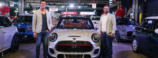 MINI presenta los renovados MINI 3 puertas, MINI 5 puertas y MINI Convertible en el ADAP Auto Show 2018